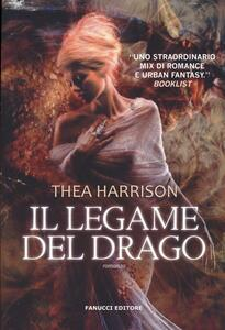 Il legame del drago - Thea Harrison - copertina