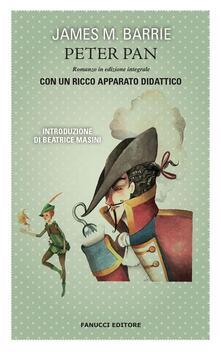 Peter Pan - James Matthew Barrie,Milli Dandolo - ebook