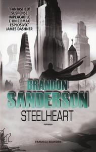 Steelheart. Gli Eliminatori. Vol. 1 - Brandon Sanderson - copertina