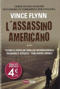 Libro L' assassino americano Vince Flynn