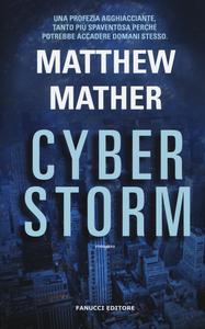 Libro Cyberstorm Matthew Mather