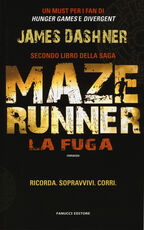 Libro La fuga. Maze Runner. Vol. 2 James Dashner