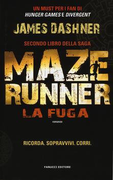 La fuga. Maze Runner. Vol. 2.pdf