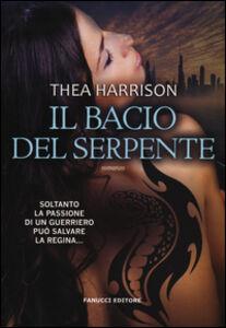 Libro Il bacio del serpente Thea Harrison