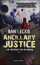 Ancillary Justice. L