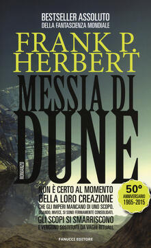 Filmarelalterita.it Messia di Dune. Il ciclo di Dune. Vol. 2 Image