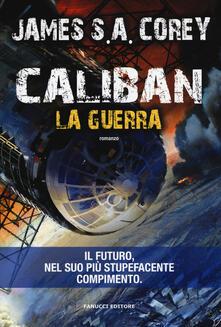 Aboutschuster.de Caliban. La guerra. The Expanse. Vol. 2 Image