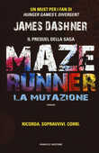 Libro La mutazione. Maze Runner James Dashner