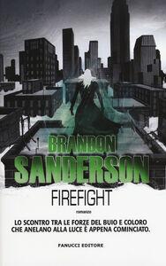 Libro Firefight Brandon Sanderson