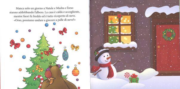 Libro Rudolph e il mistero della renna dal naso rosso. Masha e l'orso  1