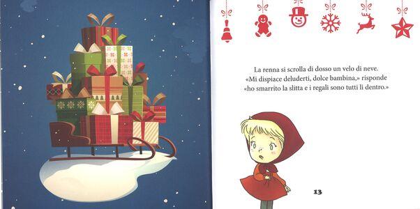Foto Cover di Rudolph e il mistero della renna dal naso rosso. Masha e l'orso, Libro di  edito da Fanucci 3