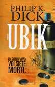 Libro Ubik Philip K. Dick