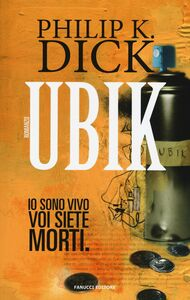 Libro Ubik Philip K. Dick