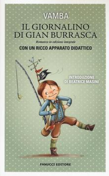 Il giornalino di Gian Burrasca. Ediz. integrale - Vamba - copertina