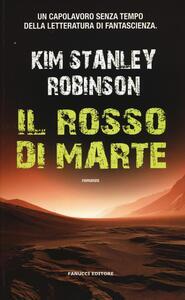 Il rosso di Marte - Kim Stanley Robinson - copertina