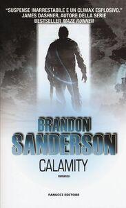 Libro Calamity Brandon Sanderson