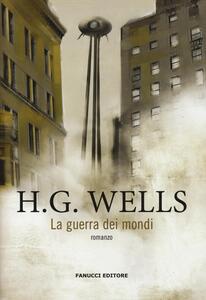 La guerra dei mondi - Herbert G. Wells - copertina