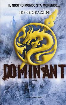 Dominant - Irene Grazzini - copertina