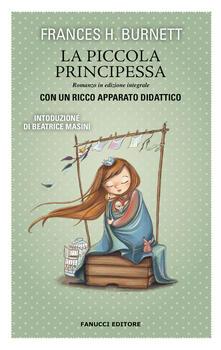 La piccola principessa - Frances Hodgson Burnett - copertina