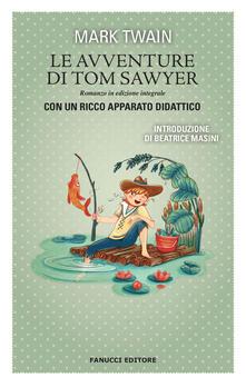 Festivalshakespeare.it Le avventure di Tom Sawyer. Ediz. integrale Image