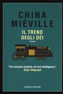 Librisulladiversita.it Il treno degli dèi Image