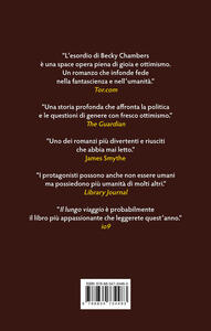 The long way. Il lungo viaggio - Becky Chambers - 2