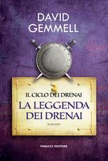 Libro La leggenda dei Drenai David Gemmell