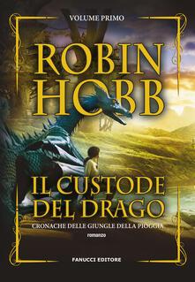Listadelpopolo.it Il custode del drago. Cronache delle giungle della pioggia. Vol. 1 Image