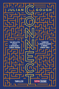 Connect - Julian Gough - copertina