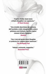 L' orlo del baratro - Karin Slaughter - 2