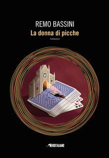 La donna di picche - Remo Bassini - copertina