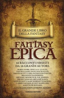 Nordestcaffeisola.it Il grande libro della fantasy epica Image