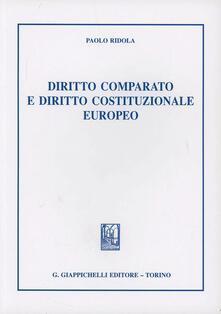 Premioquesti.it Diritto comparato e diritto costituzionale europeo Image