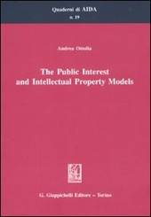 The public interest and intellectual property models