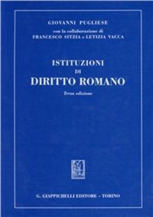Amatigota.it Istituzioni di diritto romano Image