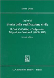 Antondemarirreguera.es Lezioni di storia della codificazione civile. Il Code civil (1804) e l'Allgemeines Burgerliches Gesetzbuch (ABGB) (1812) Image