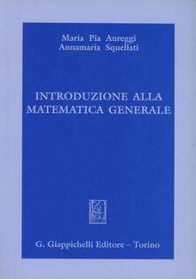 Squillogame.it Introduzione alla matematica generale Image