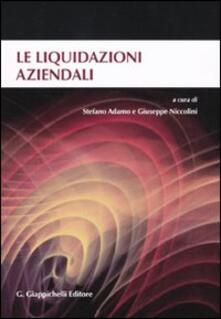 Listadelpopolo.it Le liquidazioni aziendali. Atti del Convegno (Università del Salento, 5-6 giugno 2009) Image