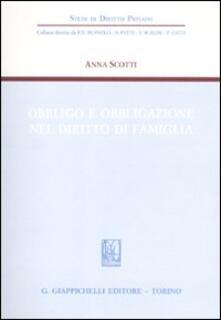 Mercatinidinataletorino.it Obbligo e obbligazione nel diritto di famiglia Image