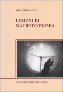 Premioquesti.it Lezione di macroeconomia Image