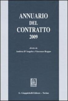 Writersfactory.it Annuario del contratto 2009 Image