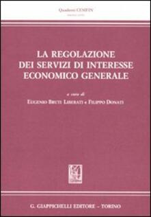 Daddyswing.es Le regolazione dei servizi di interesse economico generale Image