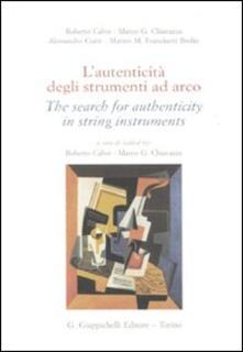 Winniearcher.com L' autenticità degli strumenti ad arco-The search for authenticity in string instruments Image