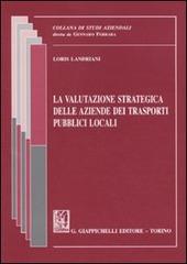 La valutazione strategica delle aziende dei trasporti pubblici locali