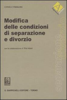Modifica delle condizioni di separazione e divorzio.pdf