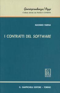 Libro I contratti del software Massimo Farina