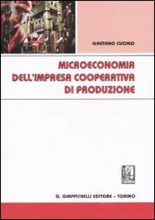 Microeconomia dellimpresa cooperativa di produzione.pdf