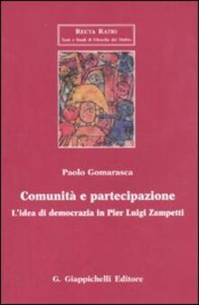 Comunità e partecipazione. Lidea di democrazia in Pier Luigi Zampetti.pdf