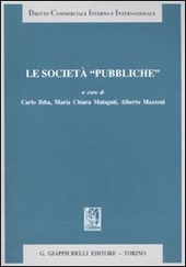 Le società «pubbliche»