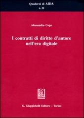 I contratti di diritto d'autore nell'era digitale